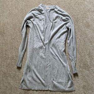 A New Day Gray Cardigan